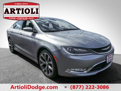 Certified Used Chrysler 200 C