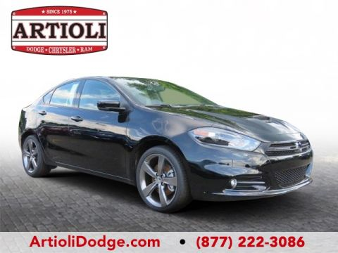 New Dodge Dart GT