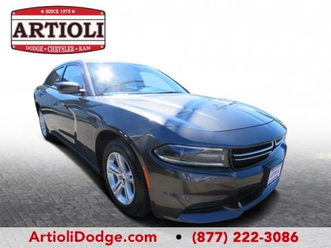 Certified Used Dodge Charger SE