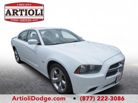 Certified Used Dodge Charger RT Plus