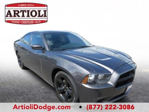 Certified Used Dodge Charger SXT Plus
