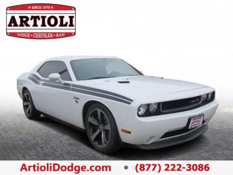 Used Dodge Challenger RT