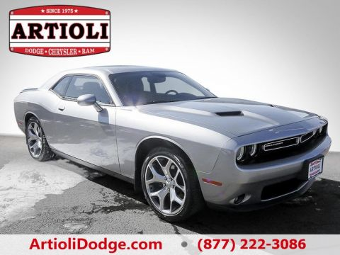 Certified Used Dodge Challenger SXT Plus