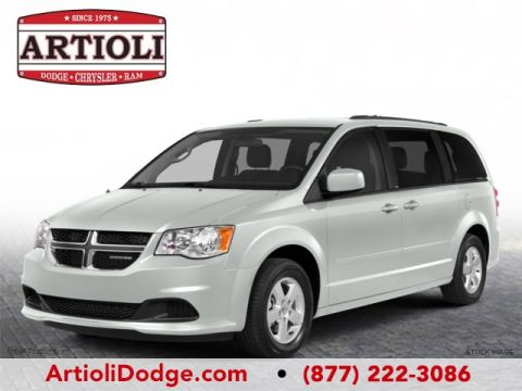 New Dodge Grand Caravan American Value Pkg