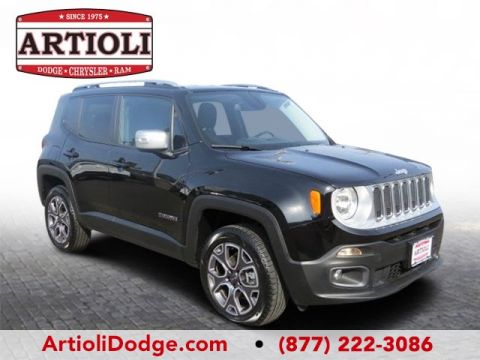 Certified Used Jeep Renegade Limited