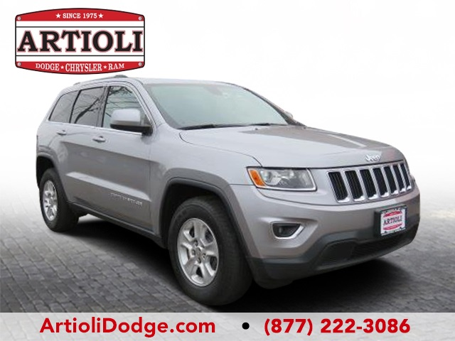 pre owned 2014 jeep grand cherokee laredo sport utility in enfield p2584 artioli chrysler. Black Bedroom Furniture Sets. Home Design Ideas