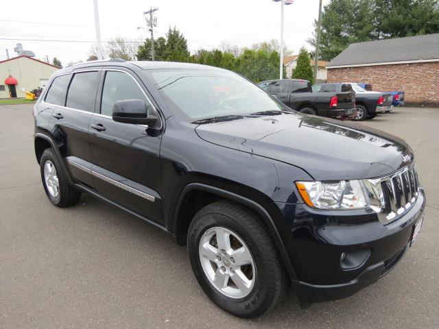 certified pre owned 2011 jeep grand cherokee laredo sport utility in enfield p2414a artioli. Black Bedroom Furniture Sets. Home Design Ideas